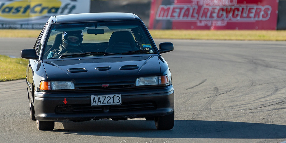 Levels Track day