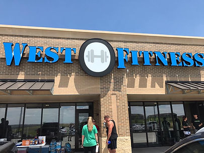 Gym Fitness West Omaha