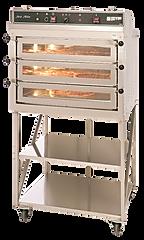 Doyon PIZ3 Oven with optional stand