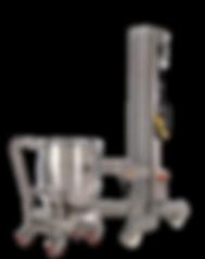 Doyon EBF080 Hydraulic Bowl Lifter