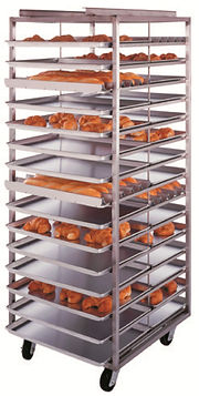 Doyon RSRO2-15 Rack for SRO2 Roll in oven