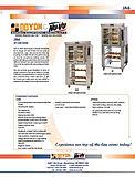 Doyon JA6 Spec Sheet