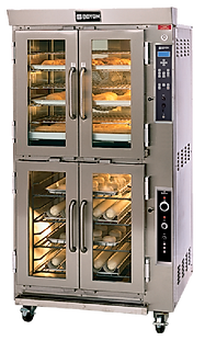 Doyon JAOP6SL Baking Oven Proofer Combination