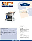 SM302 Spec Sheet