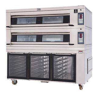 Doyon 4T2 Artisan Deck Oven with Proofer