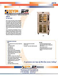 Doyon JA14 Spec Sheet