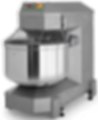 Doyon AFR100I Spiral Mixer with optional stainless steel finish