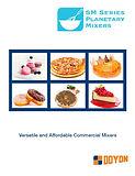Doyon SM Series Planetary Mixers Brochure