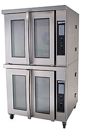 Doyon CA6X stacked convection ovens
