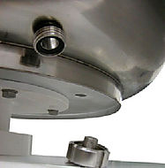 Doyon Spiral Mixer Bowl Drain