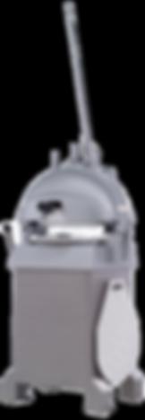 Doyon DSA Divider Rounder in optional stainless steel finish