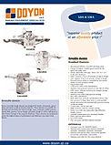 LSA LMA Spec Sheet