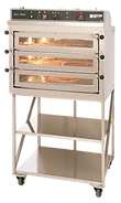 Doyon PIZ3 Pizza Oven with stand