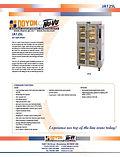 Doyon JA12 Spec Sheet