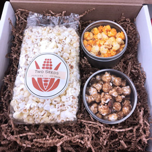 POPCORN MAILER - THE GIFTER
