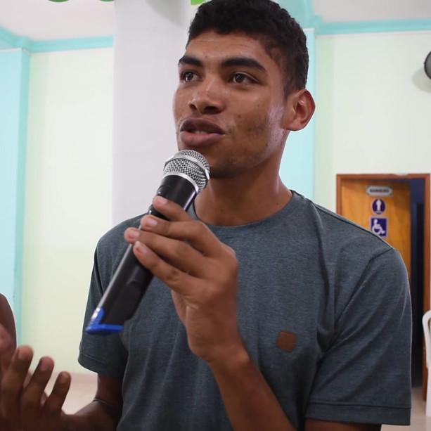 Dernival Barbosa (Povoado de Baixão/Campo Formoso)