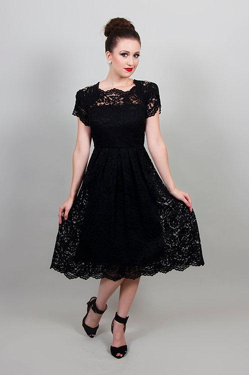 Clementine Short Dress