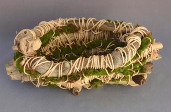 Driftoow Basket and Moss #2