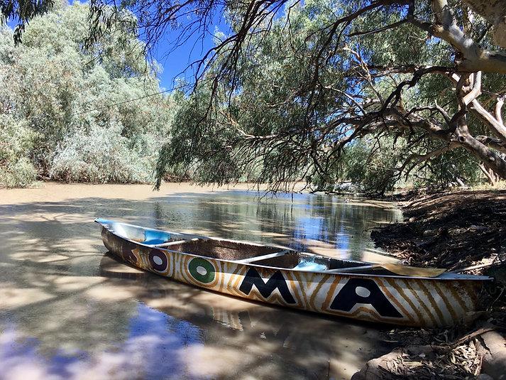 Murra Murra Kooma Canoe