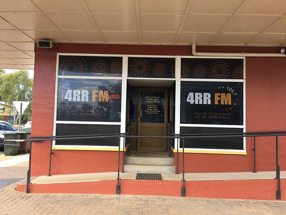 4RR Bidgara Radio Station, Charleville