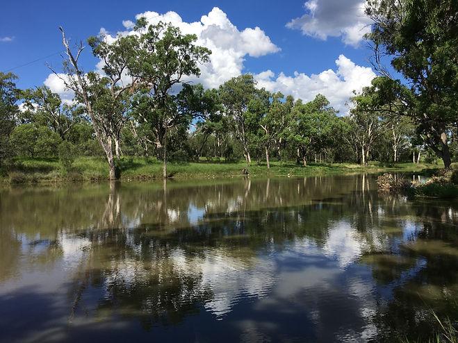 Judd's Lagoon, Yuleba