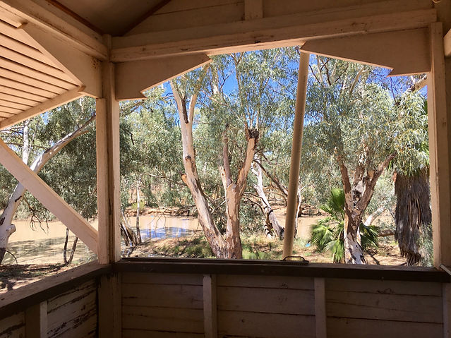 Riverview from the Murra Murra Homestead