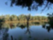 Warrego River, Cunnamulla