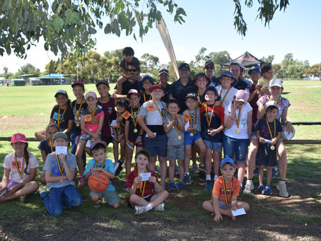 Holiday Fun with SAC - Healthy Cultural Sports Day