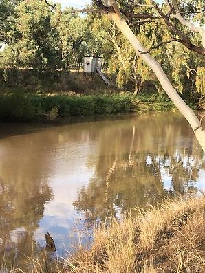 Warrego River, Charleville