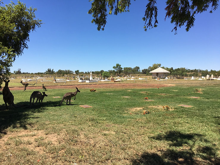 Cunnamulla Cemetary