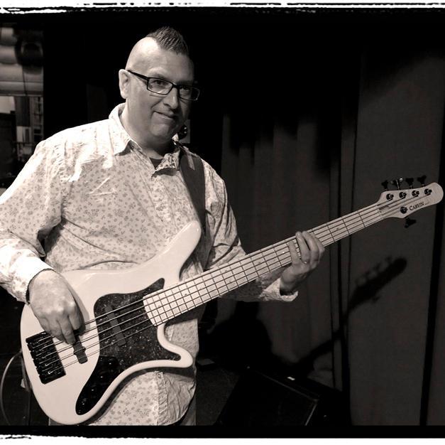Robert Knight Pic of Derek Jones at the Las Vegas Drum Festival