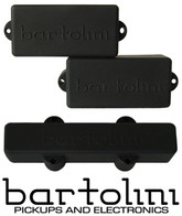 Bartolini Pickups give me the clarity and warmth I look for in my sound. I use them on my show KA by Cirque du Soleil and they always give me the tone and dynamic range I need night after night. Fantastic pickups and company.