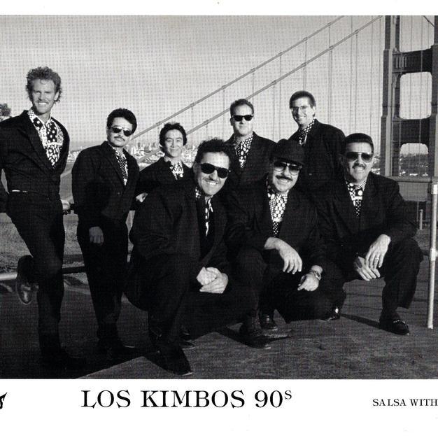Orestes Vilato andt Los Kimbos 90' promo 1993