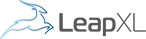 LeapXL logo