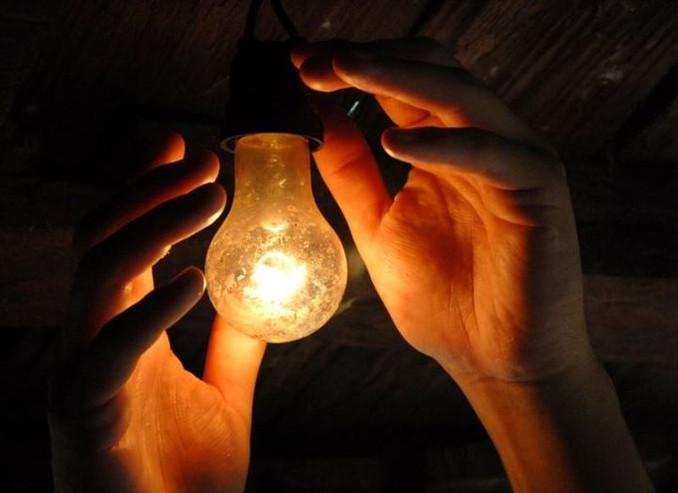 Luz no campo