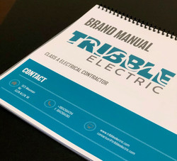 Brand Book Tribble Electric
