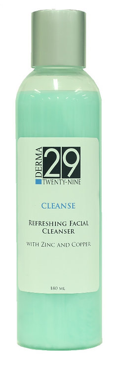 CLEANSE - Refreshing Facial Cleanser