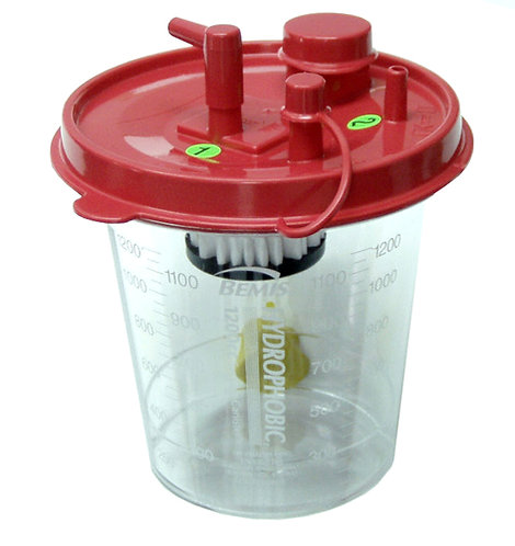 Disposable Waste Canister