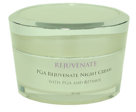 REJUVENATE - PGA Rejuvenate Night Cream