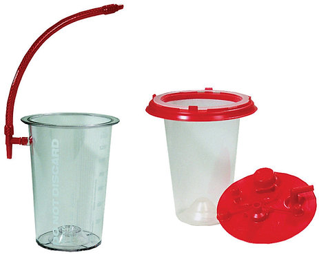 Baxter 1500ml & 3000ml Canister & Liner Collection