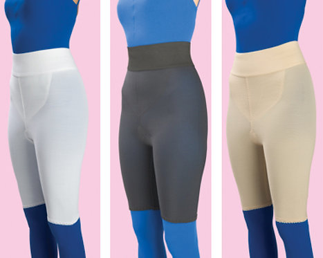 Compression Girdle Above Knee, 2nd Stage