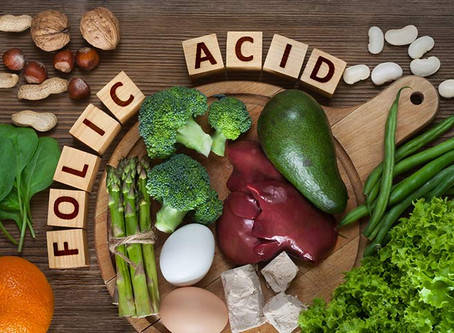 Why is folic acid important?