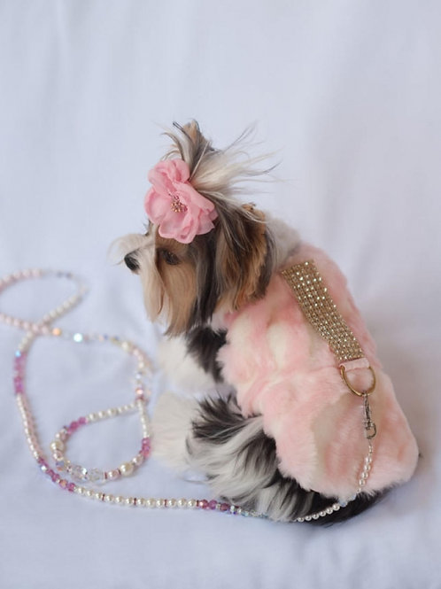 Miss Princess Dazzle Fur Zebra Print
