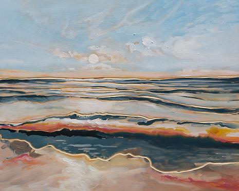 This Sunset - 16 x 20 (Framed)