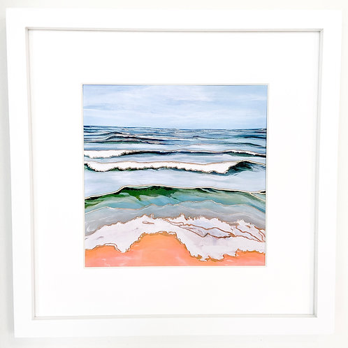 The Sound of Waves- Print