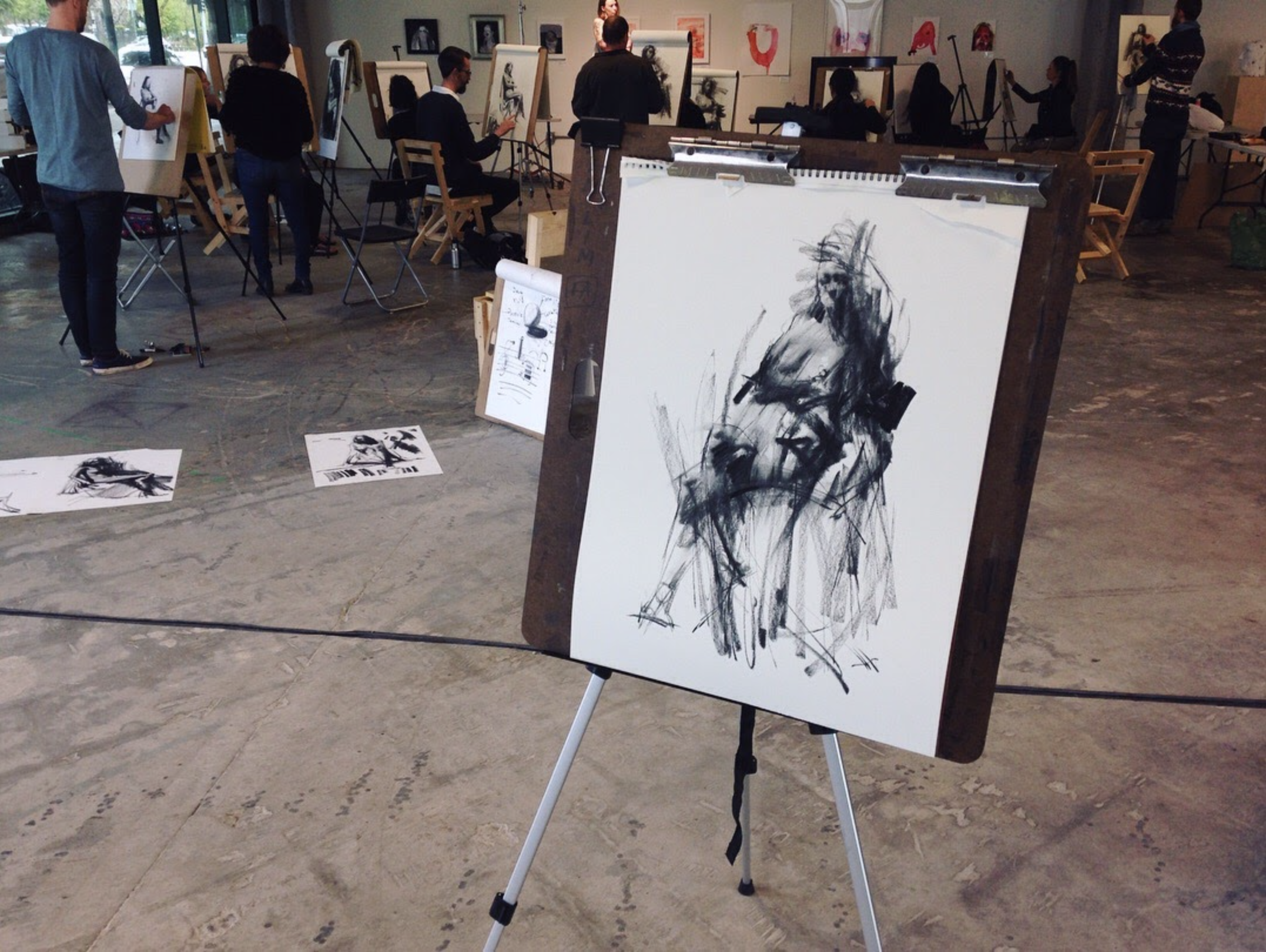 Drawing Art Classes Sydney