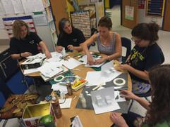 Third grade teacher workshop