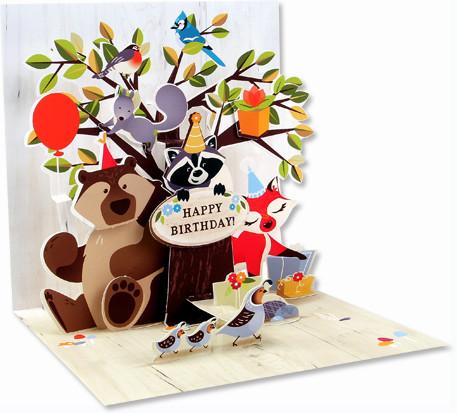 Woodland Birthday