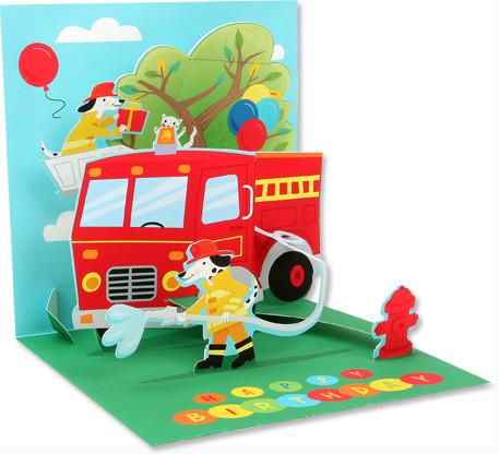Fire Truck Birthday