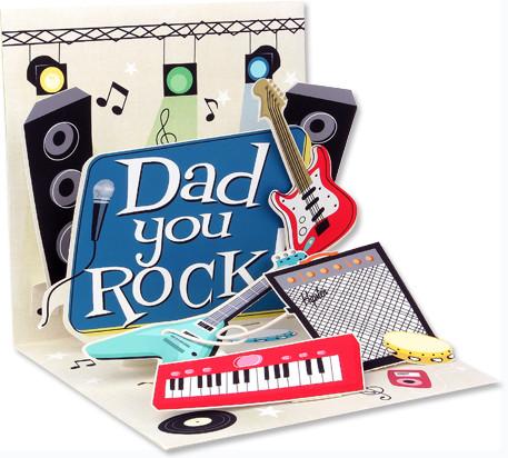 Dad You Rock